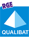 image de la certification RGE Qualibat